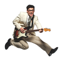 Фото Выходит сборник-трибьют легенде рок-н-ролла Buddy Holly